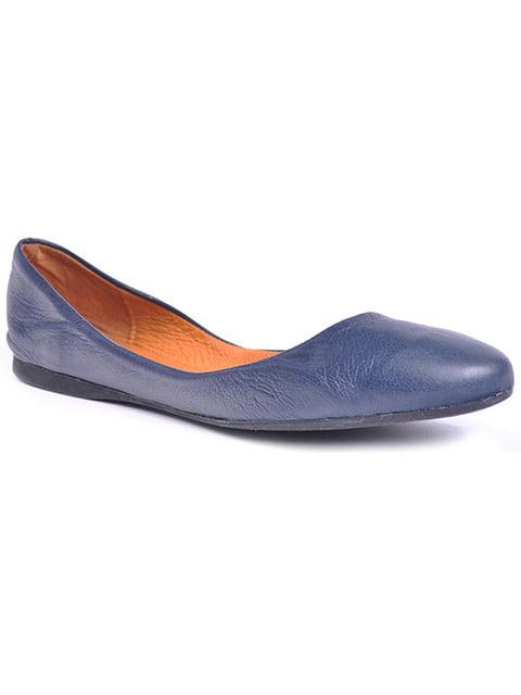 Балетки синие Viscala 4777965