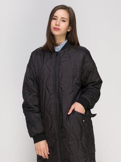 Пальто черное H&M 4775943