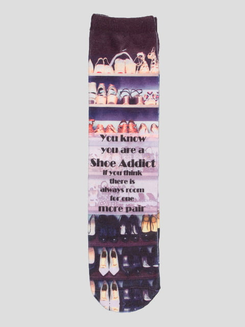 Шкарпетки в принт Alcott 4686323