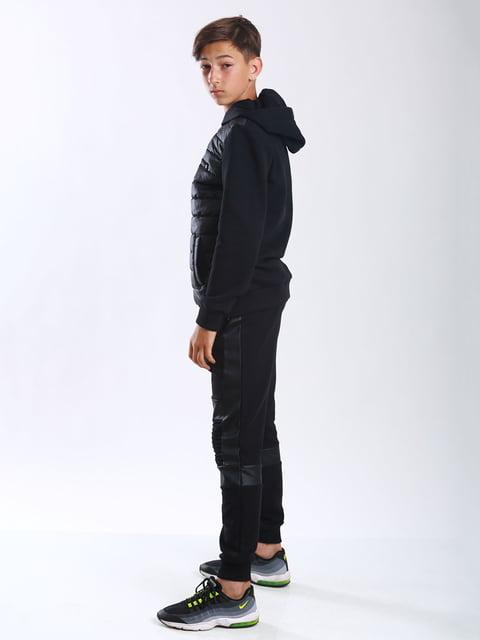 Куртка чорна Marions 4783368