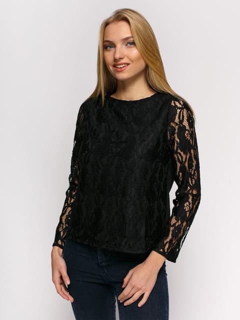 Блуза чорна H&M 4775715