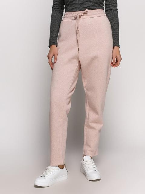 Брюки розовые H&M 4775110