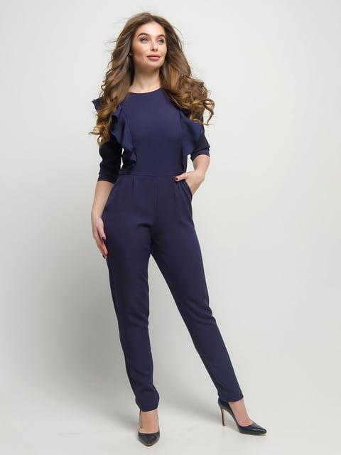 Комбинезон синий First Land Fashion 4788720