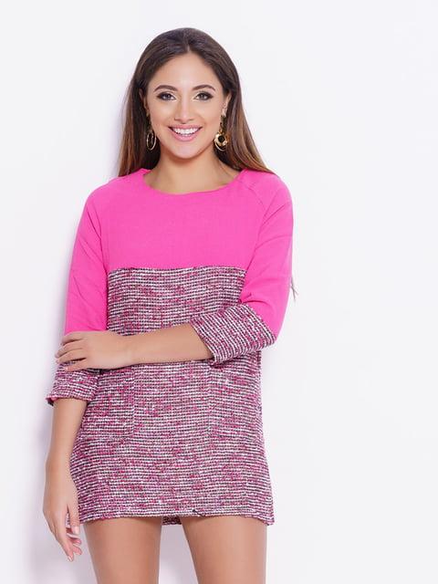 Платье малиновое Magnet 4782251