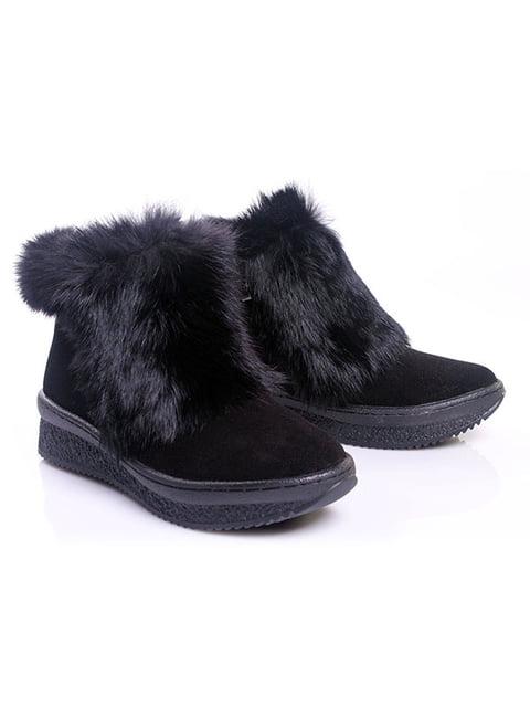 Ботинки черные Viscala 4777803