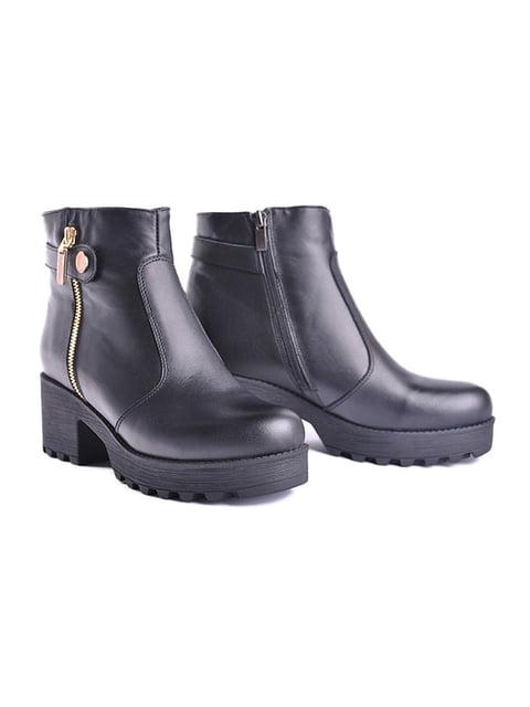 Ботинки черные Viscala 4777894