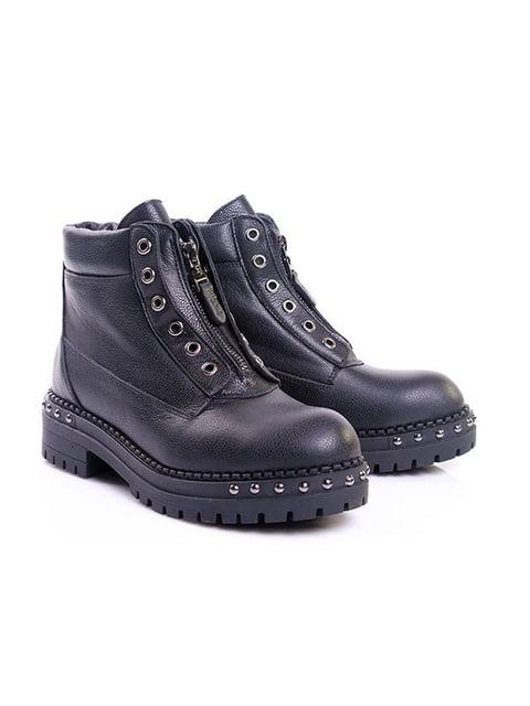 Ботинки черные Viscala 4777929