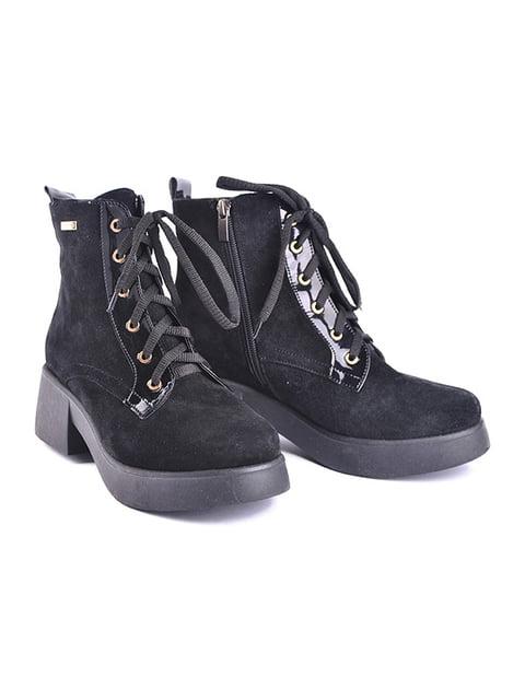 Ботинки черные Viscala 4793525
