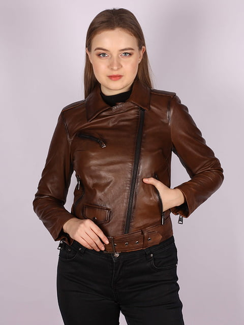 Куртка коричневая Jakko 4794033
