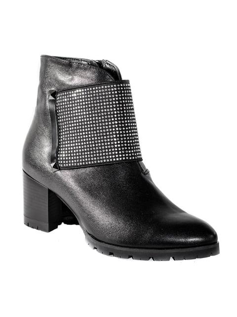 Ботинки черные Kluchini 4798071