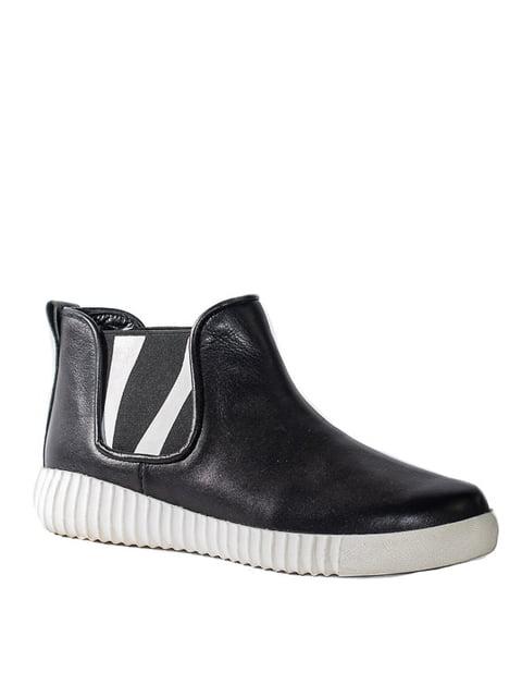 Ботинки черные Kluchini 4798076