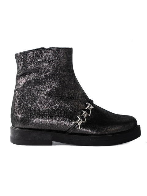 Ботинки серые Kluchini 4798081