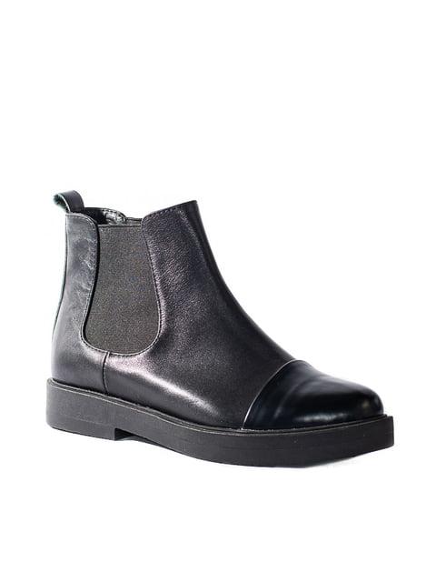 Ботинки черные Kluchini 4798086