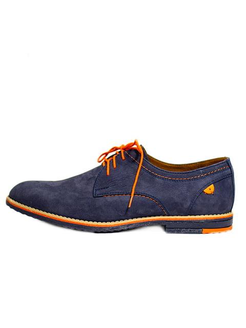 Туфли синие Coral 4798126