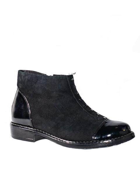 Ботинки черные Stillo 4798141