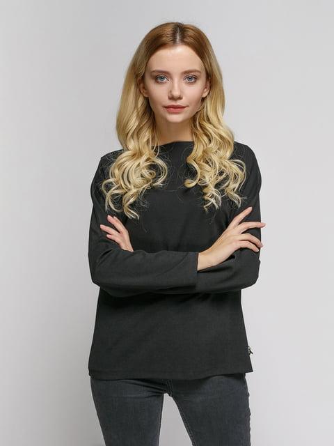 Блуза черная Patrizia Pepe 4794098