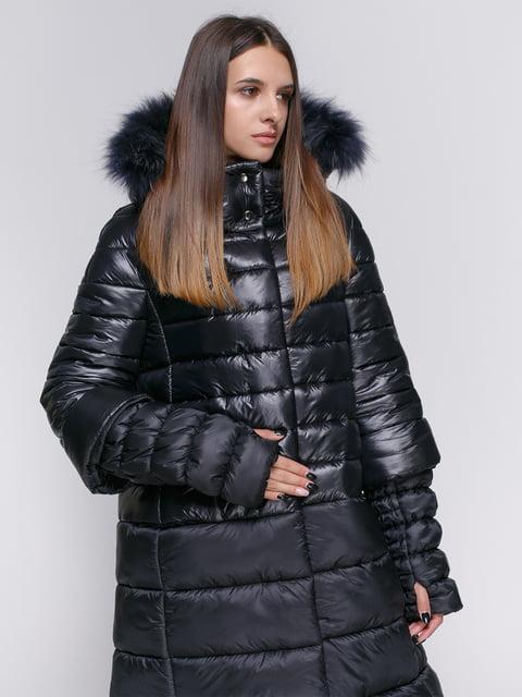 Пальто черное Dolcedonna 4768281