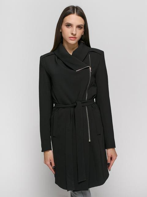 Пальто черное H&M 4777668