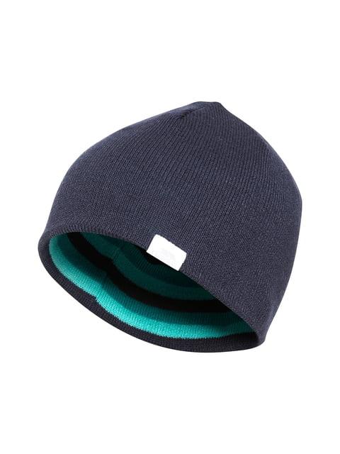 Шапка синя в смужку Trespass 4808515