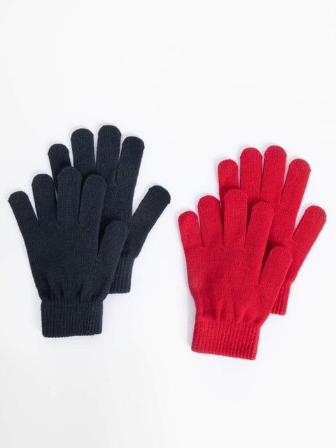 Набір рукавичок (2 пари) Orsay 4722681