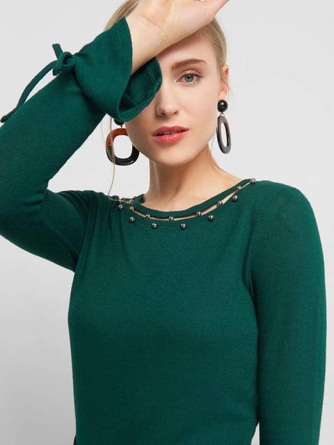 Джемпер зеленый Orsay 4793196