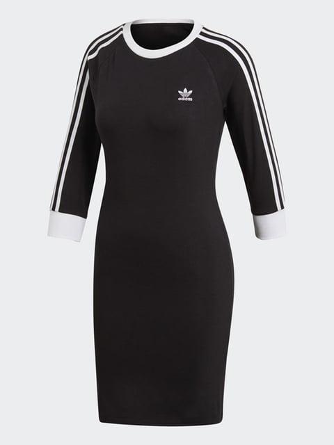 Платье черное Adidas Originals 4782432