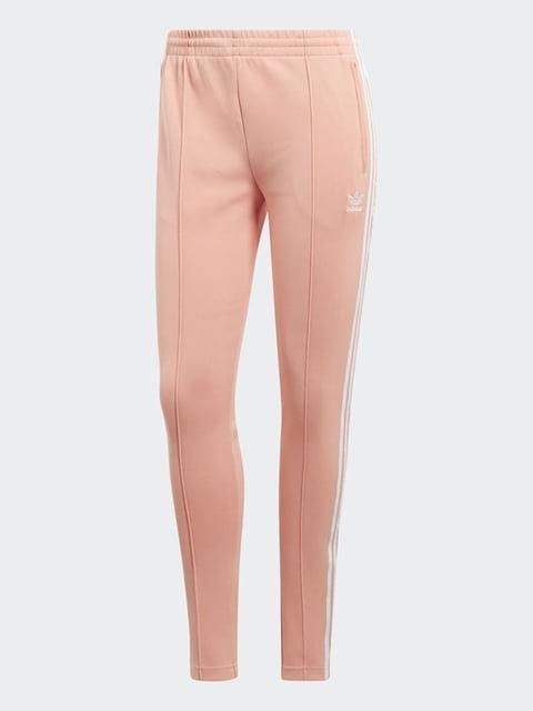 Брюки розовые Adidas Originals 4793703