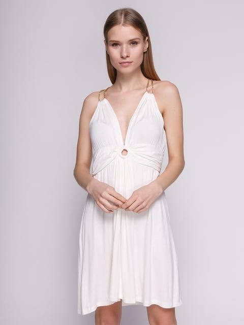Платье белое Punk Queen 434150