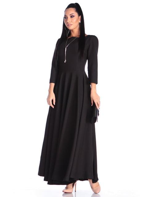 Платье черное Victoria Loks 4706901