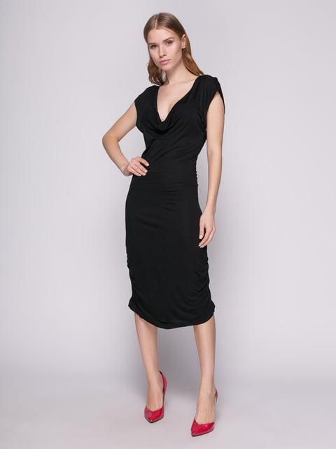 Сукня чорна Punk Queen 497976