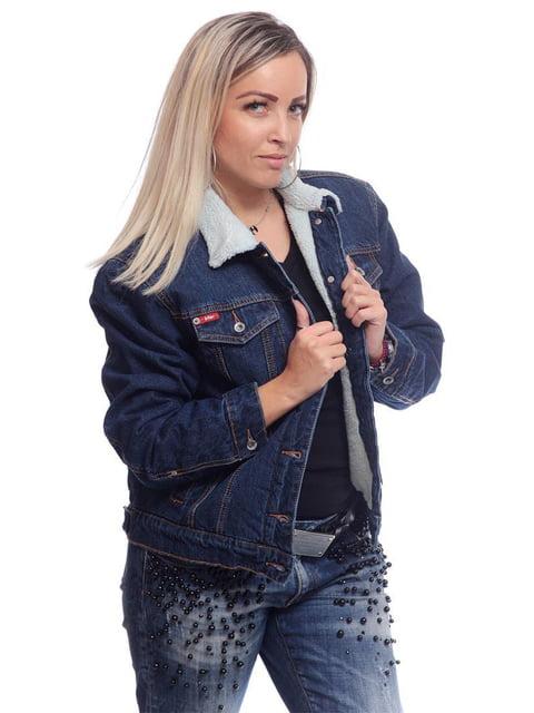 Куртка синя Lee Cooper 4708769