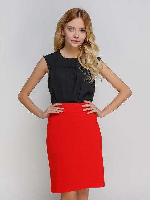 Блуза черная F'91 4695418