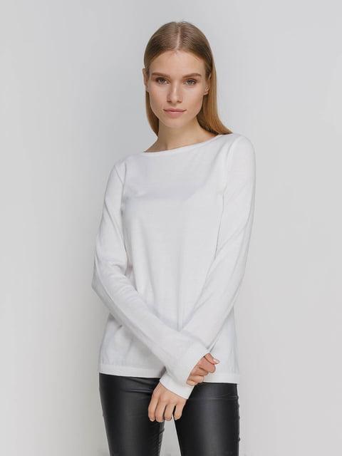 Джемпер білий Arber 4695286