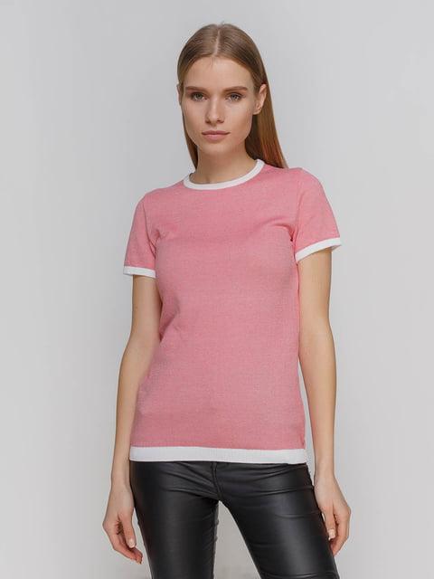 Джемпер рожевий Arber 4775740