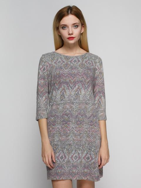 Сукня в принт Mango 4800189