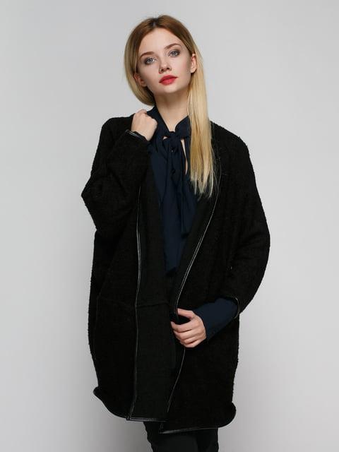 Пальто чорне Mango 2668934