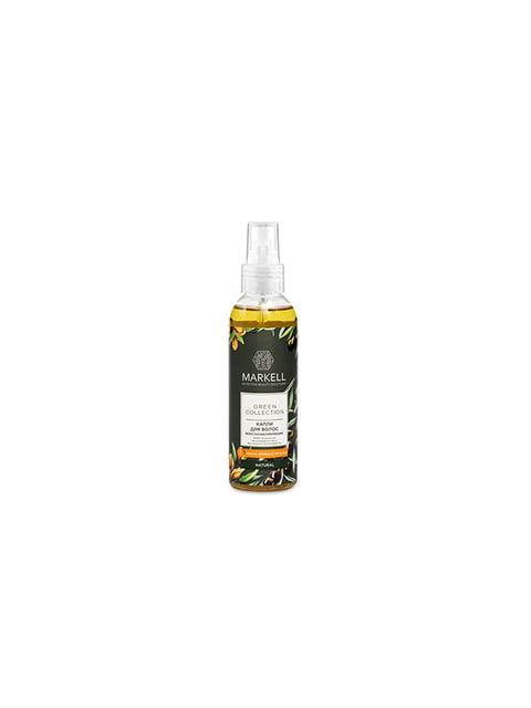 Капли для волос восстанавливающие (100 мл) Markell 4816520