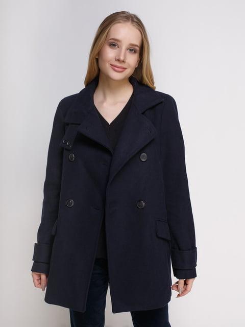 Пальто черное Mango 4790557