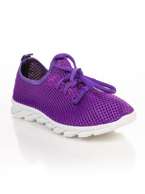 Кроссовки фиолетовые 4R Active 4808999