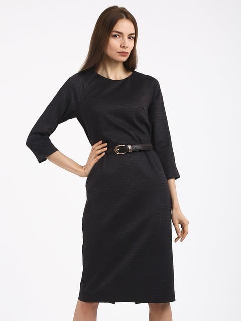 Платье черное Jet 4817081