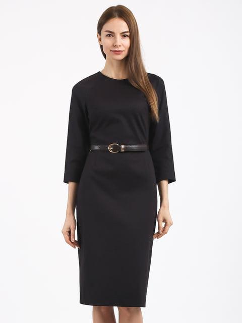 Платье черное Jet 4817082