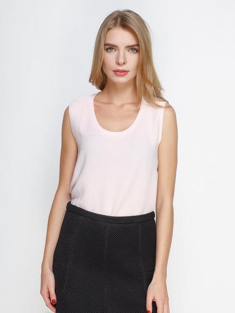 Блуза біла Mango 4808452