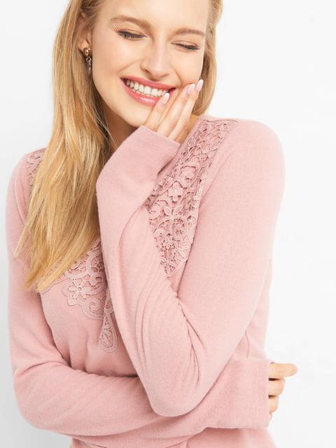 Джемпер розовый Orsay 4820503