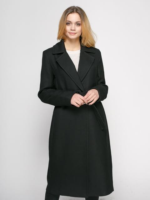 Пальто черное H&M 4794137