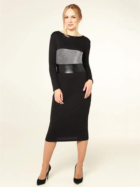Платье черное MOONLIGHT 4821020