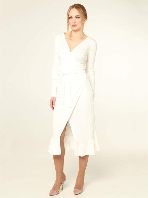 Платье молочного цвета MOONLIGHT 4821023