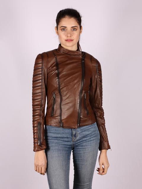 Куртка коричневая Jakko 4822641