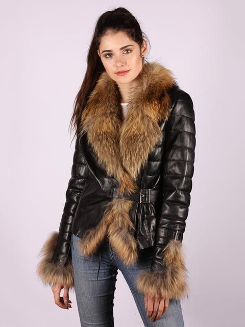 Куртка черная Jakko 4822664