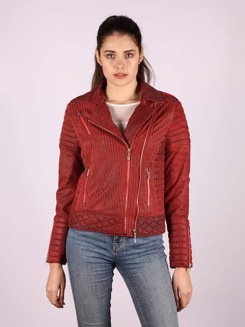 Куртка красная Jakko 4822614