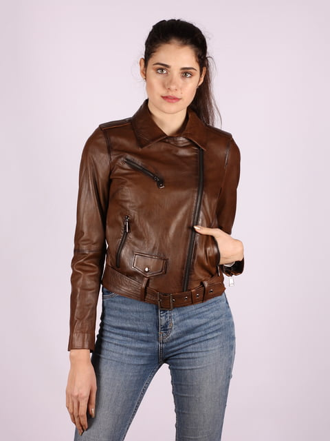 Куртка коричневая Jakko 4822631